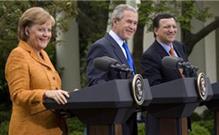 Blair fruktade att bush skulle atombomba